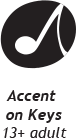 encore! Accent series